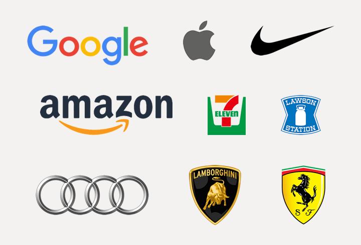 有名企業のロゴマークの意味