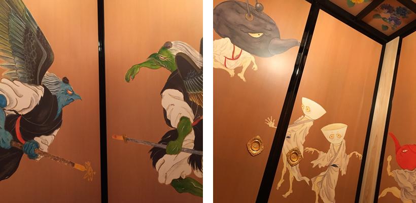 大杉神社のお手洗い