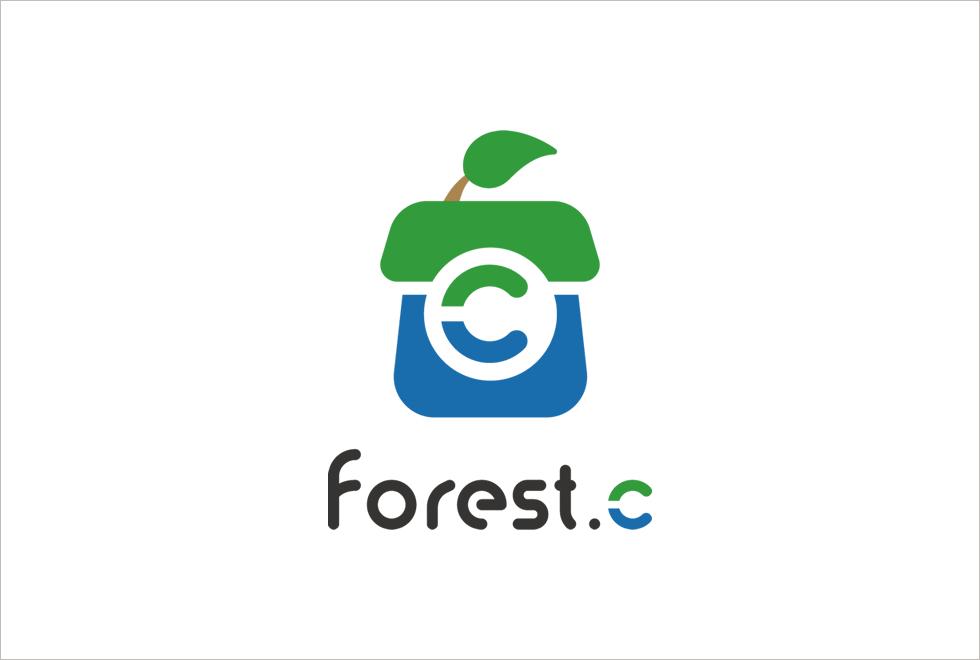 合資会社forest.cロゴマーク