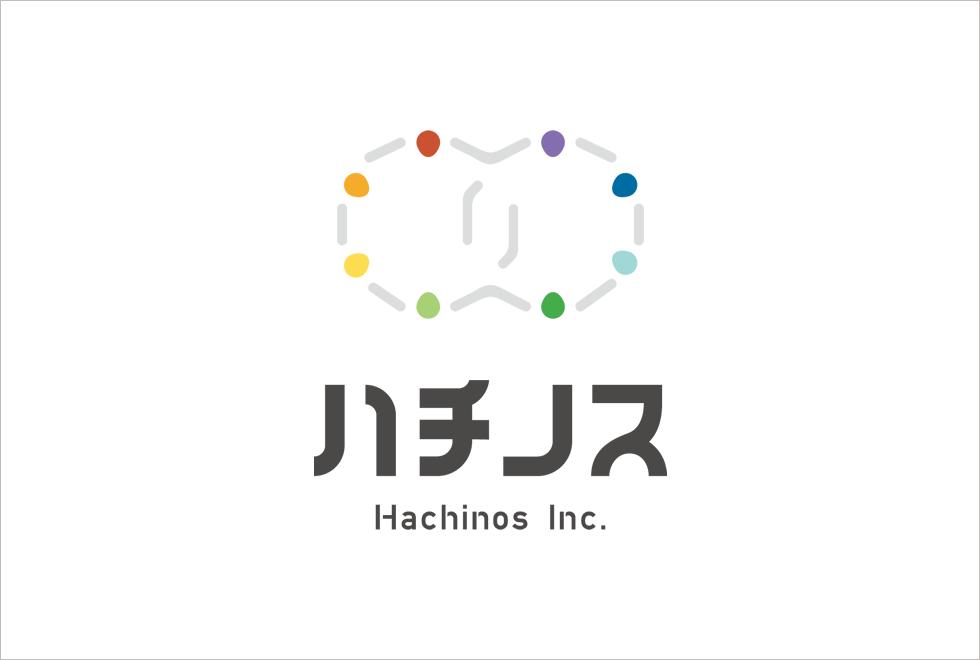 ハチノス株式会社ロゴマーク